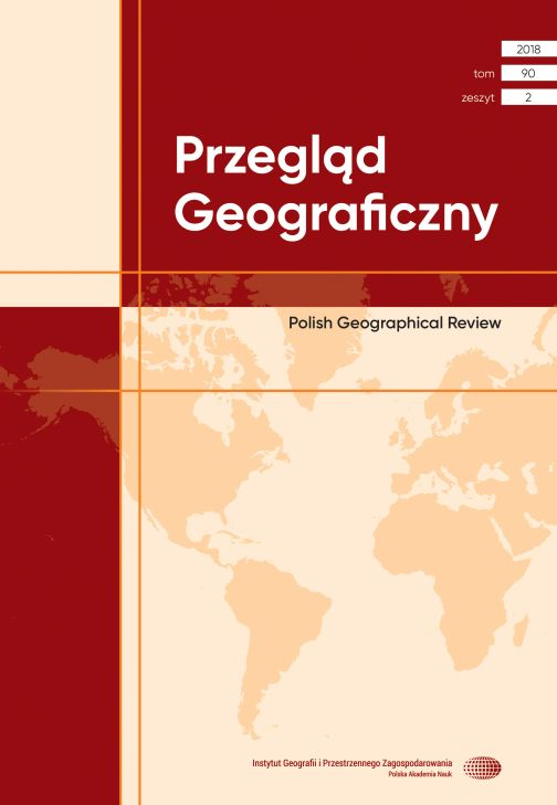 Polish Geographical Review